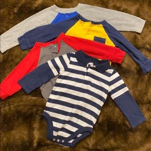 Set of 6 Bodysuits (5/$25)